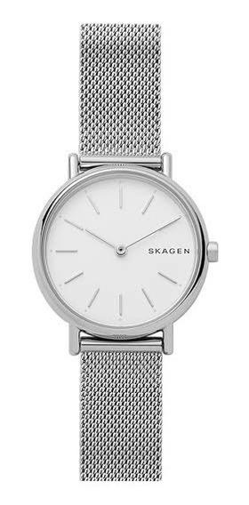 Relógio Feminino Skagen Ladies Signature Prata Skw26921kn