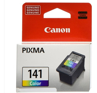 Tinta Canon 141 Color Original