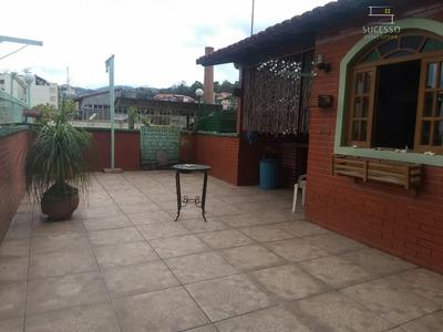 Casa A Venda No Bairro Paissandú Em Nova Friburgo - Rj. - 3095-1