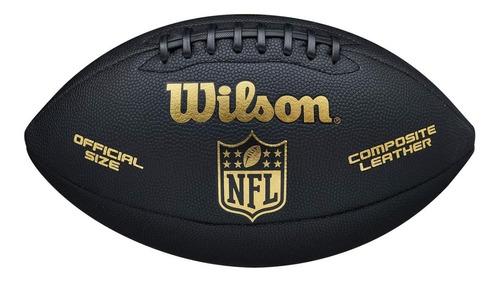 Balon Futbol Americano Wilson Nfl Silver Tamaño Oficial