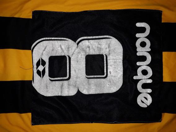 Camiseta Peñarol Nanque 1991 N° 8 Cedres