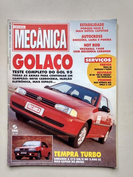 Revista Oficina Mecânica 96 Gol Bel Air Imapala Malibu 205