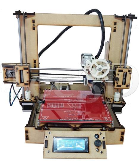 Impressora 3d Graber I3 Montada Só Imprimir Frete Grátis