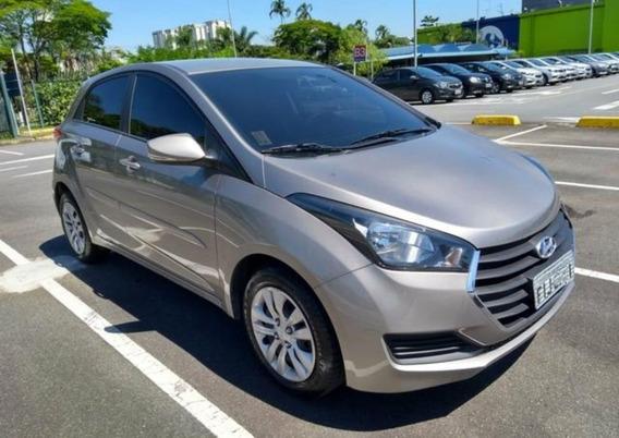 Hyundai Hb20 1.0 Comfort Plus Flex Cinza 5 Portas