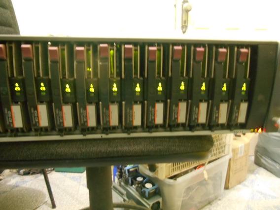 Hp Storageworks 2500 Disk System Enclosure Ag572a (xxx)