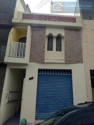 Casa Residencial À Venda, Parque Pinheiros, Taboão Da Serra. - Ca0200