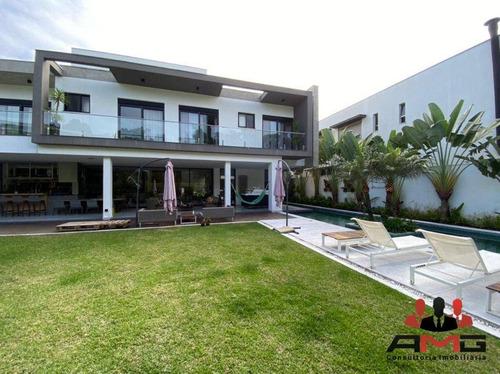 Imagem 1 de 30 de Casa Com 6 Dormitórios À Venda, 550 M² Por R$ 10.800.000,00 - Riviera - Módulo 12 - Bertioga/sp - Ca1011