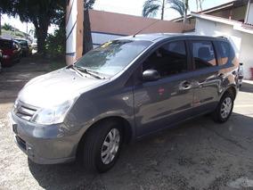 Nissan Livina 1.6 Flex 5p 2013 Impecável , Nova Completa
