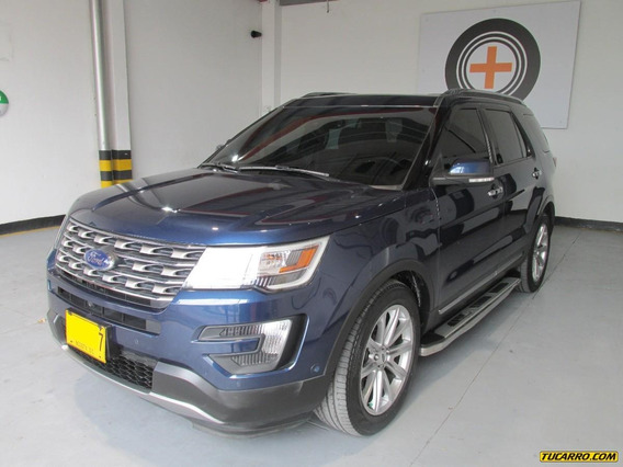 Ford Explorer Limited At 3500cc