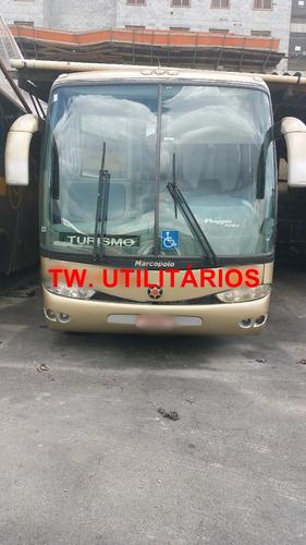 Onibus G6 Marcopolo Viaggio Sem Ar E Sem Wc Ref: 033