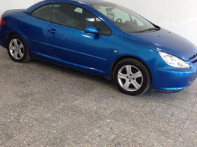 Peugeot 307 Cc Descapotable 2004 Permuto/financio