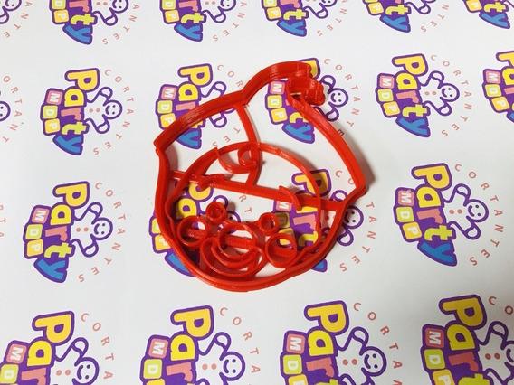 Cortante Galletita Payaso Happy Circo 09 Cms C1084