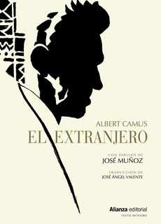 El Extranjero - Ilustrado, Albert Camus, Ed. Alianza