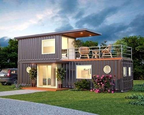 Casas Oficinas Galpones Container Quinchos 30