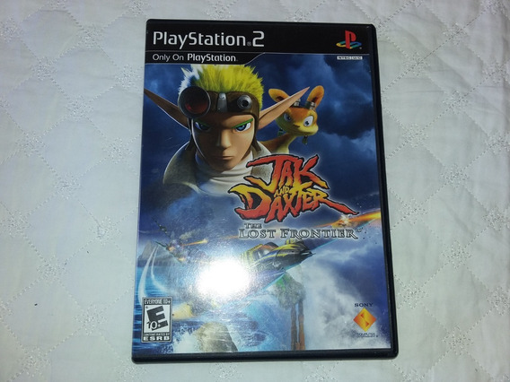 Jak And Daxter Lost Frontier - Playstation 2