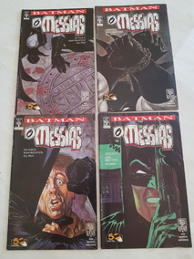 Batman O Messias 1º Edição 1989 Jim Starlin Berni Wrightson