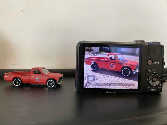 Câmera Digital Sony Cyber-shot Dsc-hx5v