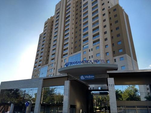 Imagem 1 de 30 de Apartamento Com 1 Dormitório À Venda, 43 M² Por R$ 250.000 - Jardim Califórnia - Ribeirão Preto/sp - Ap0767
