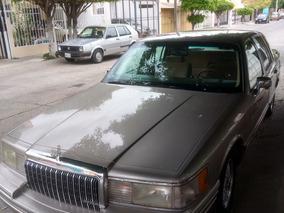 Lincoln Town Car Executive Serie