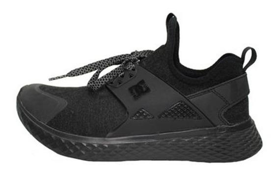 Tênis Meridian Black Dc Shoes