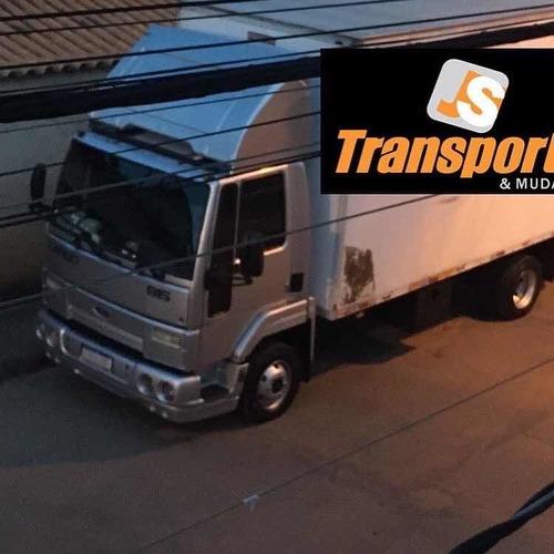 Js Transporte E Mudanças