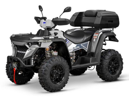 Cuatrimoto Plr 550cc 4x4 Con Bajo Automatica