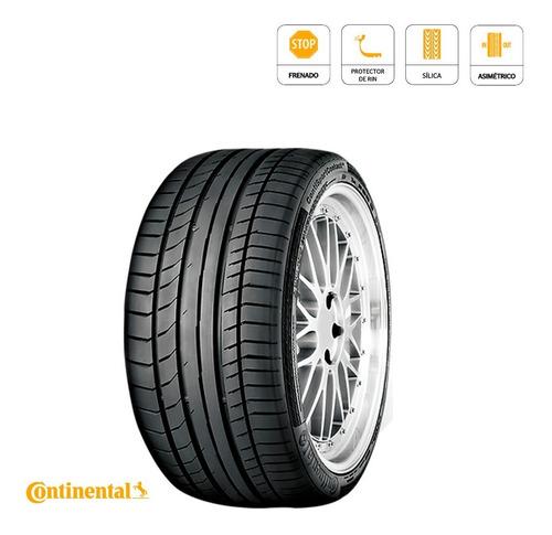 Neumático  225/35 R18 87w Xl Fr Sport Contact 5 Ao Nvo