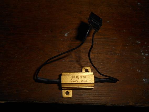 Resistor De Potência Dale 25-rh 25w 1k Ohms 1% (1038)