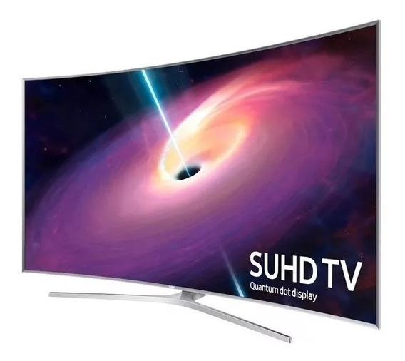 Tv Led 88 Samsung Curve Curva Nano Cristal Smart 4h Uhd