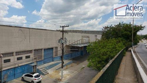 Imagem 1 de 14 de Galpão Para Alugar, 2949 M² Por R$ 73.725/mês - Vila Leopoldina - São Paulo/sp - Ga0640