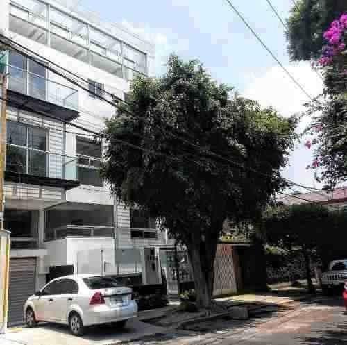 Penthouse En Venta, Colonia Del Valle