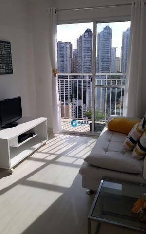 Apartamento Com 2 Dormitórios À Venda, 48 M² Por R$ 352.000,00 - Jardim Sul - São Paulo/sp - Ap11317