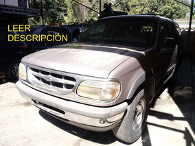 Chocados Ford Explorer