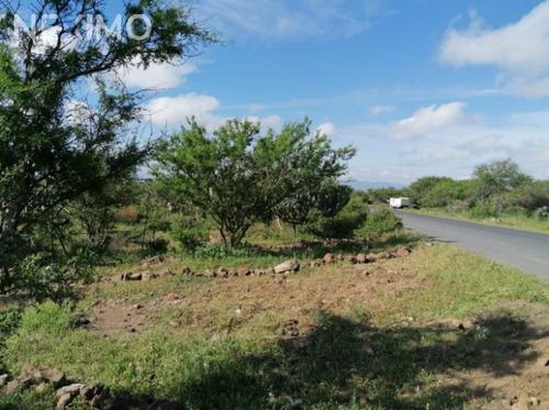Imagen 1 de 8 de Terreno En Venta En Cerritos, Tequisquiapan, Querétaro