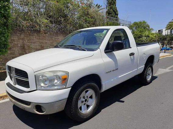 Dodge Ram 1500 2007 Pickup St 6vel Aa Mt