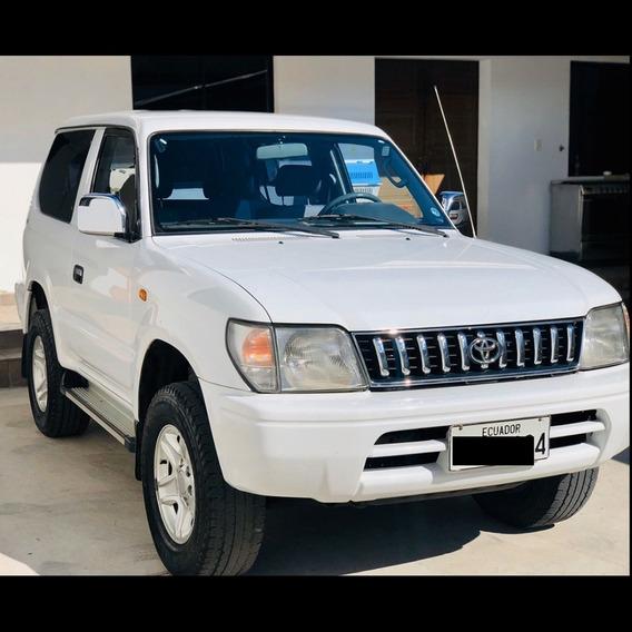 Toyota Prado 3p 4x4 2008