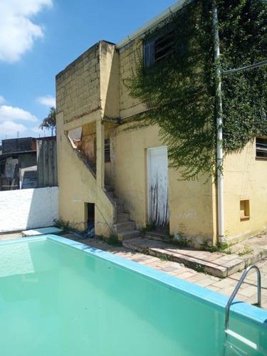 Casa Para Venda No Bairro Vila Galvão Em Guarulhos - Cod: Ai23015 - Ai23015