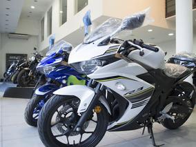 Moto Yamaha R3 Yzf 2017 0km