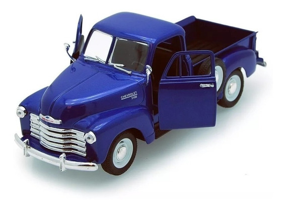 Welly Camioneta Chevrolet 1953 3100 1/24 Supertoys