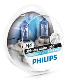 Philips Diamond Vision 5000k H1 / H4 /h7