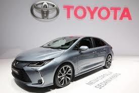 Toyota Corolla Hibryd 2020 Pelo Consorcio