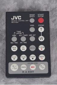Controle Remoto Filmadora Jvc Rm-v706u Usado Funcionando