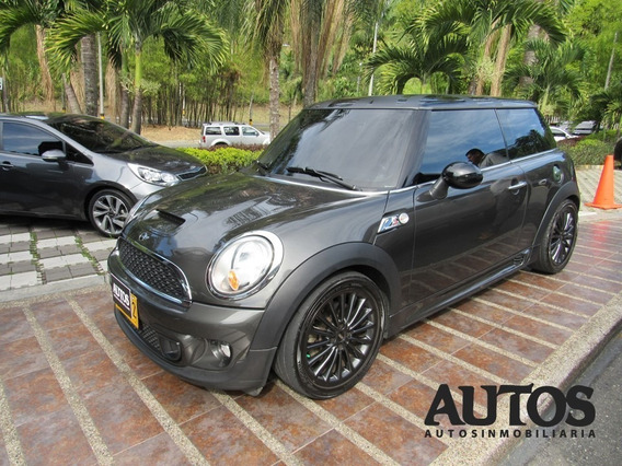 Mini Cooper S Turbo Coupe Mt Cc1600