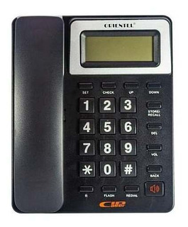Teléfono Orientel Kx-t1566cid