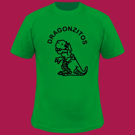 Playera Dragonzito De Colección