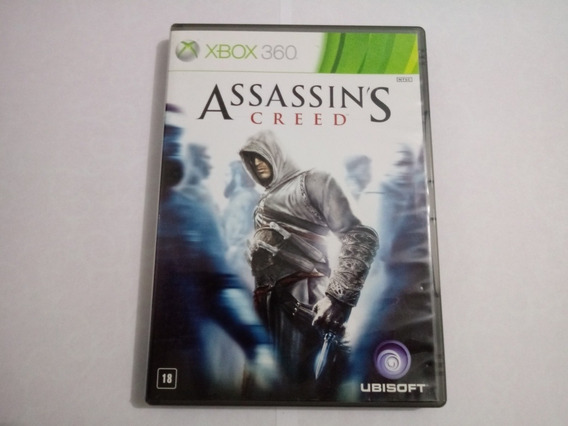Assassins Creed - Midia Fisica Original Xbox360