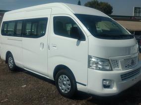 Nissan Urvan 2.5 Panel Amplia Aa Mt 2015
