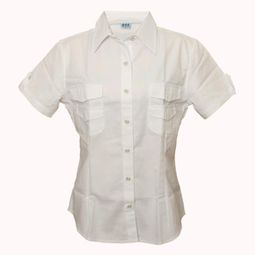 94ee5d558e Blusa Columbia M c (algodón Industrial-blanco)