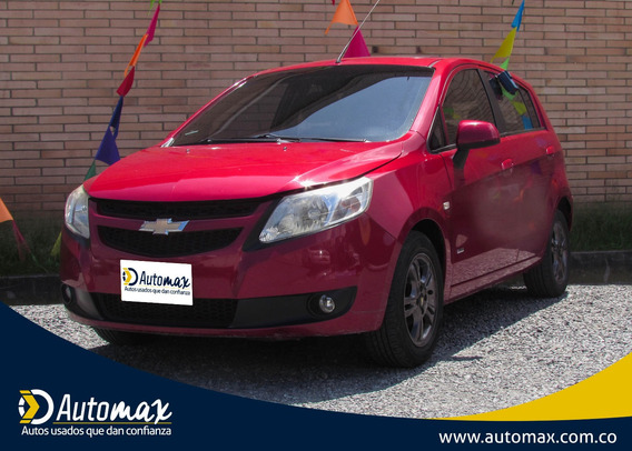 Chevrolet Sail Ltz Sport, Mt 1.4