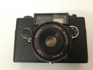 Maquina Fotografica Comet Nk 135 Bencine/zenit Yashica Kodak